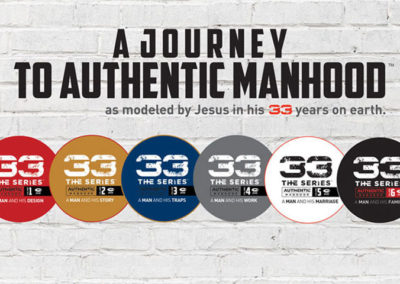 Authentic Manhood: 33 – The Series