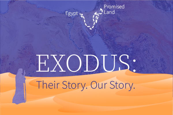 EXODUS:  Their Story.  Our Story - Rhythm Image