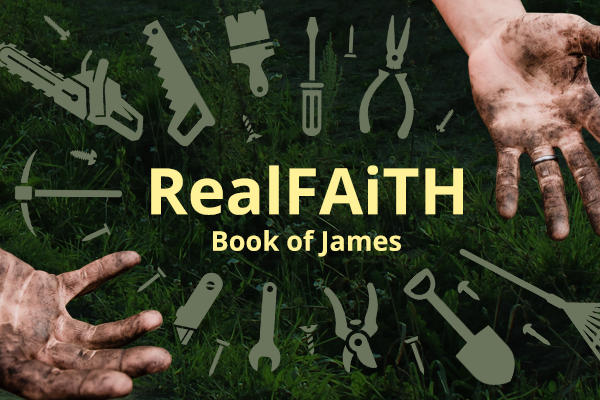 James:  Real Faith - Let\'s Talk Image